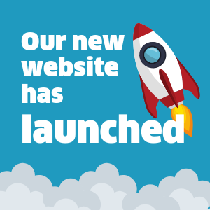 Our new website has been launched!